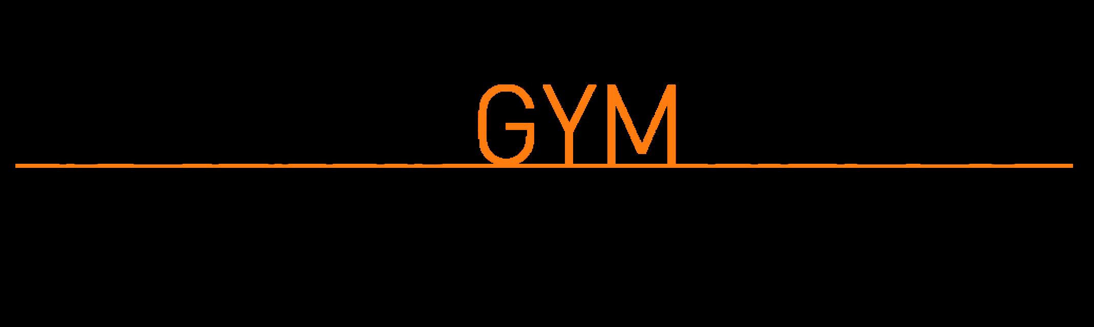 Beyond Gym Walls | Type Logo